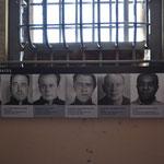 Einige der Schwerverbrecher, welche in Alcatraz einsassen.