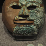 Jademaske der Mixteken