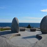 Die Gedenkstätte erinnert an die 229 Opfer des Swissair-Fluges SR 111 vom 02.09.1998.