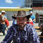 Cowboy beim Zmittag :-)
