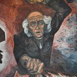 Miguel Hidalgo - Anführer des mexikanischen Unabhängigkeitskrieges.
