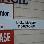 Dicky Mopper, nicht unbedingt der Name, den wir uns aussuchen würden ;-)