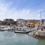 Der Hafen von Cabo San Lucas.