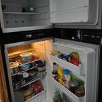 Kühlschrank mit grossem Eisfach