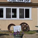 Free Camping, welchen wir gerne genutzt haben (da Bierchen intus).