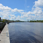 Wilmington am Cape Fear River.