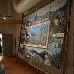 Eine tolle Ausstellung erwartete uns in North West River.