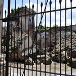 Viele Kirchen und Klöster liegen nach den Erdbeben in Trümmern.