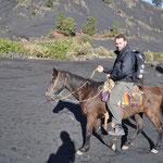 Ein Pferderitt macht Spass - solange es nicht zum Rodeo wird ist alles okay ;-)