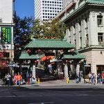 Eingangstor zur Chinatown