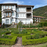 Das Hotel Atitlán hat eine super schöne Gartenanlage, welche besucht werden kann.