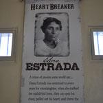 Auch Frauen waren Insassen im Gefängnis.