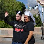 Hochzeit im Disneyland?!