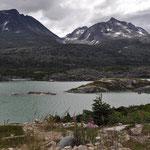 """Tolle Landschaft - für Angi war es das Land der """"Hobbits"""" :-)"""