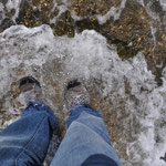 Für tolle Fotos wagt man(n) sich halt auch mal zu nahe ans Meer...
