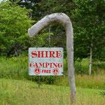 The Shire - ein toller Campingplatz mit sehr sympathischen Betreibern.