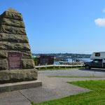 Vom Fort Howe Lookout aus hat man einen tollen Blick auf Saint John.