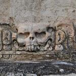 Bei genauerem Betrachten ist auch klar, wie der Tempel zu seinem Namen kam...