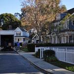 """Auch die Häuser von """"The Mentalist"""" oder """"Desperate Housewifes"""" finden sich in den Universal Studios."""