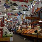 Der City Market in Saint John hat von allem ein bisschen.