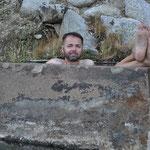 Endlich wieder einmal eine Badewanne... :-)