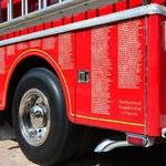 Zahlreiche Feuerwehrleute verloren beim Einsatz ihr Leben. Ein trauriges Kapitel amerikanischer Geschichte.