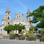 Die Iglesia de Guadalupe lag direkt vor unserem Übernachtungsplatz beim Roten Kreuz.
