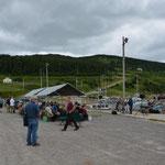 Ein kleines Festchen mit Musik, Grill und Fischerboot-Fahrten.