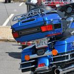 Motorrad-Nummernschild mit Rollstuhl-Zeichen? Auch das gibt es anscheinend.