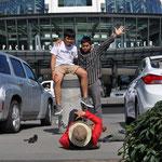 Asiatische Fotografen geben meist alles... und häufig noch ein bisschen mehr ;-)
