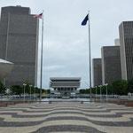 Die Empire State Plaza.