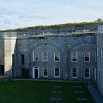 Innenhof des Forts