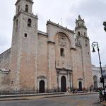 El Catedral San Ildefonso, die älteste Kathedrale auf dem nordamerikanischen Kontinent.