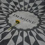 Imagine - berühmtes Lied von John Lennon.