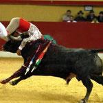 Fábio Mileu em Atarfe num Conde la Maza em 2009