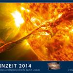Sternzeit 2014. Titelseite