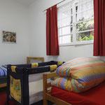 kleines Zimmer - auf Wunsch mit Babybettchen