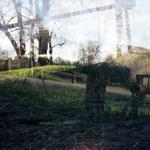 """Gypsy Hill Park, Staunton, VA  12.7"""" x 20.15"""""""