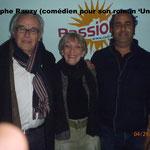 Jean-Christophe Rauzy, écrivain et comédien