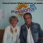 Pascal, poéte et chanteur