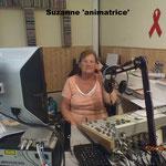 Suzanne, une des animatrices de www.radiopassion.fm