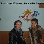 Christiane Willems, écrivaine