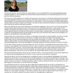 2019 07 07 Beatrix Flatt: Landwirtschaft im Grünen Band Blogeintrag
