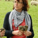 Verena Volkmar, Dipl. Agraringenieurin, Geschäftsführerin LPV, Leiterin Natura 2000-Station