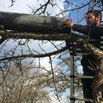 Christian Helk, B. Sc. Forstwirtschaft und Ökosystemmanagement, Mitarbeiter LPV