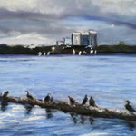 Alster 15 x 20 Pastell