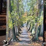 Hirschpark Pastell 30 x 45