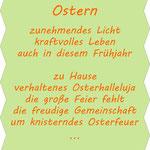 Impuls-Text Ostern  von Andrea Rehn-Laryea