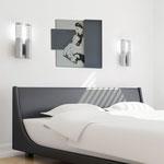 Quadri Sacri </br> Colore: grigio luce - inserti antracite </br> Codice: SI-161 | Misura: 60x60 cm
