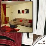 Raffaele's home <br> Private residence <br> Italy